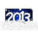 download 2013 1 clipart image with 225 hue color