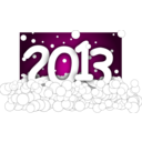 download 2013 1 clipart image with 315 hue color