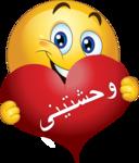 Wa7shyny Smiley Emoticon