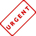 Urgent Business Stamp 1