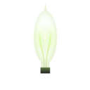 download Old Light Bulb clipart image with 45 hue color