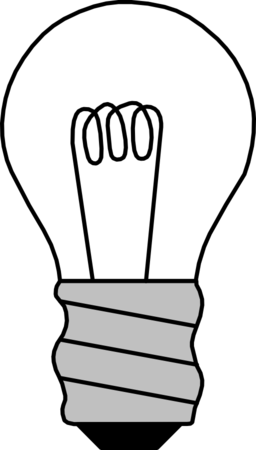 Light Bulb Off