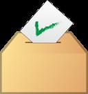 Vote Yes Icon
