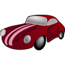 download Classic Car clipart image with 135 hue color