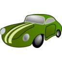 download Classic Car clipart image with 225 hue color