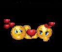 True Love Dream Smiley Emoticon