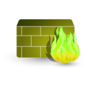 download Firewall clipart image with 45 hue color