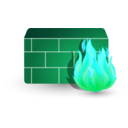 download Firewall clipart image with 135 hue color