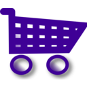 download Shopping Cart clipart image with 45 hue color