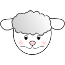 Sheep Sad