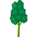 download Tree clipart image with 45 hue color
