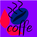 download Coffe Bean clipart image with 225 hue color