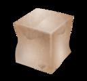 Dirty Cardboard Box