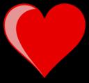 Heart Left Highlight