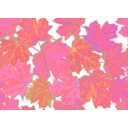 download Fall Leaves clipart image with 315 hue color