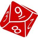 Ten Sided Dice