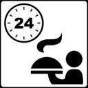Hotel Icon 24hr Room Service