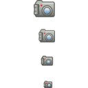 Digital Photo Camera Icon