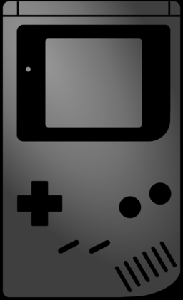Gameboy Icon Style