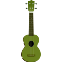 download Ukulele clipart image with 45 hue color