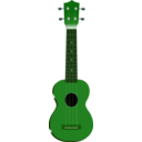 download Ukulele clipart image with 90 hue color