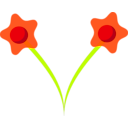 download Daffodil clipart image with 315 hue color