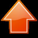 Go Up Orange Button Tango Style