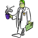 download Doctor clipart image with 45 hue color