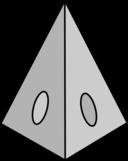 Icehouse Pyramid Small