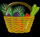 Cesta De La Compra Llena Full Shopping Basket