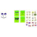 download Book Emoticon clipart image with 45 hue color