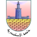 download University Of Alexandria clipart image with 180 hue color