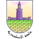 download University Of Alexandria clipart image with 225 hue color