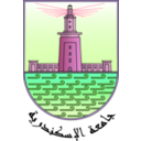 download University Of Alexandria clipart image with 270 hue color