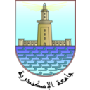 download University Of Alexandria clipart image with 0 hue color