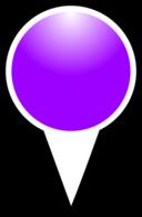 Squat Marker Purple