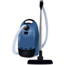 Blue Vacuum Cleaner