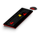 Generic Gaming Keyboard Mouse