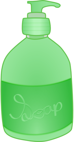 Liquid Soap Clipart I2clipart Royalty Free Public