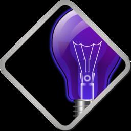 Color Wheel Of Idea Icon Clipart