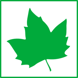 Eco Green Leaf Icon Clipart I2clipart Royalty Free Public Domain Clipart