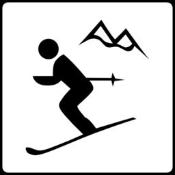 Hotel Icon Near Ski Area Clipart I2clipart Royalty Free Public Domain Clipart