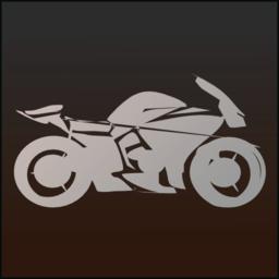 Color Wheel Of Bike Icon Clipart