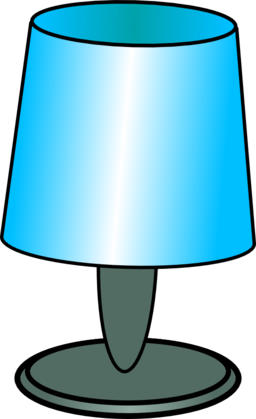 Table Lamp Clipart