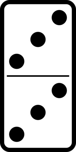 Domino Set 18 Clipart | i2Clipart - Royalty Free Public
