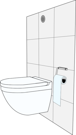 Toilet Stock Vector Illustration And Royalty Free Toilet Clipart