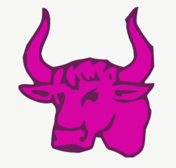 Bull Frontal Head Comments - Bull Head Silhouette Png , Free Transparent  Clipart - ClipartKey