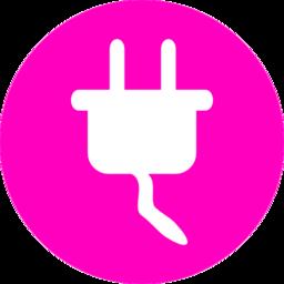 Color Wheel Of Icon Bus Bar Clipart